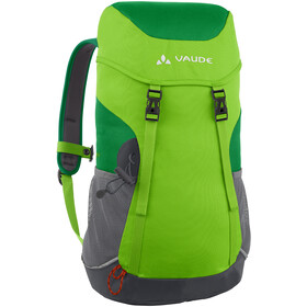 VAUDE Puck 14 Sac à dos Enfant, grass/applegreen